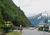 Almost Departure Time (GRNDMND) Tags: trains railroads whitepassyukonrr wpy locomotive alco dl535 cruiseships skagway alaska