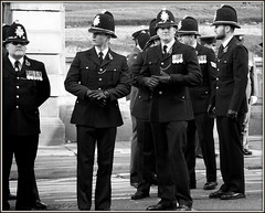 British Bobbies (* RICHARD M (7+ MILLION VIEWS)) Tags: street portraits portraiture streetportraits streetportraiture britishbobby britishbobbies policemen policeofficers police merseysidepolice uniforms policeuniforms cops lawenforcement lawandorder medals bemedaled helmets bobbyshelmets pithhelmets poppies remembrance lestweforget remembrancesunday parades liverpool merseyside liverpudlians merseysiders scousers scouse beards bearded beardedbobbies beardedpolicemen firstresponders emergencyservices candid candidportraits candidportraiture policeconstables pcs