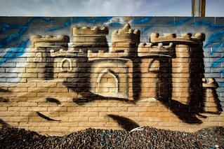 South Mountain Cafe mural