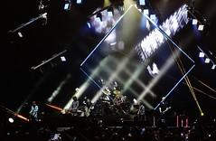 Foo Fighters (sonofwalrus) Tags: sony dsc100m2 foofighters rockandroll rock music concert live melbourne australia gig etihadstadium band davegrohl chrisshiflett natemendel taylorhawkins patsmear ramijaffee