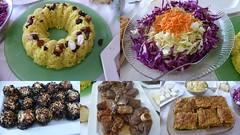 Πέντε!! (amalia_mar) Tags: πέντε φαγητό σαλάτα πίτα κπέασ μανιτάρια ρύζι λάχανο τυρί τροφή five food salad pie meat mushrooms rice cabbage cheese greekfood weeklythemes numbers sundaylights