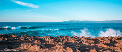 Rocks and sea (Bilel Tayar) Tags: sea seascape rocks rock sky landscape beach coastline coast algeria skikda guerbez nikon nikond5200 sigma sigma1020 algerie plage nature azzuro mare mar deniz wideangle paysage marin photo mer mediteranée ciel bleu blue bilel tayar bileltayar photography