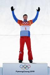 Surf des neiges - Snowboardcross hommes (France Olympique) Tags: 2018 coree cross games goldmedal jeux jeuxolympiques jo korea men olympic olympicgames olympics olympiques pyeongchang snowboard south sport sud vaultierpierre winner winter coréedusud