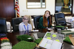 1-24-18_CGA Day_PS (30) (City of Weston) Tags: weston civics highschool education cga civilengineer planning traffic landscape