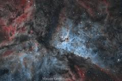 HOO (maicongerminiani) Tags: eta carinae hoo halpha ts115 teleskop zwo astrophotography 183mm pixinsight ps6 photoshop refractor etacarinae apod astronomy astrobin astro aapodx2 astrodon astrometrydotnet:id=nova2437962 astrometrydotnet:status=solved