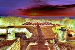 India - Madhya Pradesh - Sanchi - Monastery 51 - 6bb (asienman) Tags: india madhyapradesh sanchi monastery 51 asienmanphotography asienmanphotoart asienmanpaintography