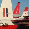 More Red and White (ƒliçkrwåy) Tags: xr658 jet provost xr770 lightning gbxvz iskra raf museum manston aircraft aviation