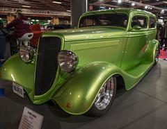 Ford 1934 ( Philippe L PhotoGraphy ) Tags: peugeot ferrari rétromobile2018 renault citroen ford paris îledefrance france fr ford1934 pentax k1 pentaxk1 philippelphotography rétromobile