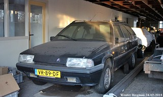 Citroën BX 4WD Break Service 1992
