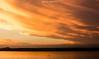 Placeres del Atardecer (NatyCeballos) Tags: cielo agua anochecer atardecer siluetas sunset naranja puestadesol sol sky crepuscule crepúsculo