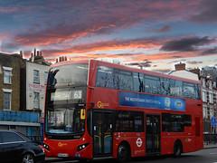 Via Peckham (millwall.rl) Tags: red bus old kent road