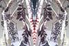 play with photo booth (Danny W. Mansmith) Tags: photobooth sitespecificinstallation themaverick burienwashington dannymansmith workinprogress evolvinginstallation mixedmedia drawing papercutouts