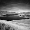 Lake Tekapo, Canterbury, New Zealand. 2017 (Paul SE0) Tags: tekapo canterbury newzealand southisland lake blackandwhite bnw monochrome landscape