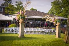 Randor Hunt Weddings (jscottcatering) Tags: randor hunt wedding landscape ceremony setup