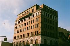 My favorite building (Pat Wadolowski) Tags: coney island shore theatre the sears ks super fuji superia