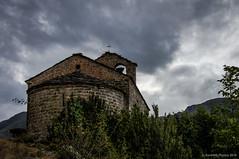 Sant Quirc (SantiMB.Photos) Tags: 2blog 2tumblr 2ig durro iglesia church románico romanesque geo:lat=4249504428 geo:lon=081179738 geotagged cataluna españa esp