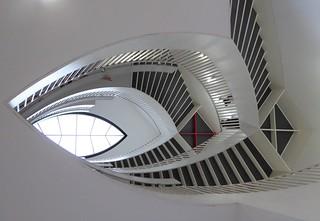 Chicago, Museum of Contemporary Art (MCA), Stairway Atrium