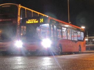 Stagecoach Hull 26172 YX67VHD 'Marmalade' Hull Interchange on 14 (1) (1280x960)