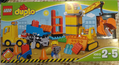10813 Big Construction Site (1) (lbaixinho) Tags: lego set duplo artur