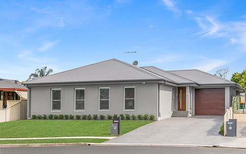 4 Mulgara Pl, Bossley Park NSW 2176