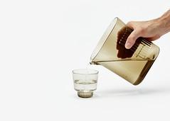 RidgeKitchen-pitchersmoke-silo-03-VRKPS (Charles & Marie) Tags: glasses areaware glassware ridgekitchen carafe visibility pitcher