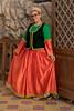 Iranian Lady (Monia Allouche) Tags: culture clothes people lady iran iranian orange vert