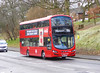 SLN 13009 - BN14VZM - WATLING STREET BEXLEYHEATH - MON 26TH FEB 2018 (Bexleybus) Tags: bexleyheath kent stagecoach london tfl route 96 wrightbus gemini volvo 3 hybrid road watling street 13009 bn14vzm