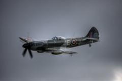Supermarine Spitfire Mk XIVe (nigdawphotography) Tags: spitfire supermarine plane airplane aircraft fly war fighter allied raf ww2 mv293
