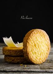 Galletas de mantequilla (Soniaif) Tags: galleta macro mantequilla planoanivel foodphotography fotografíaculinaria cookies butter