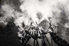 Encesa . (  Ignited  ) (Alex Nebot) Tags: polvora petardos petards fire foc fuego diables diablos demons tarragona vendrell elvendrell tgn baixpenedes costadaurada nikon nikonista d7200 sigma festes fiestas cultura tradicion bailes dances populares citta city ciutat pueblo poble