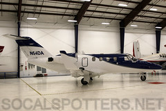 N54DA (SoCalSpotters) Tags: n54da anarchyair c525 cessna citationjet socalspotters chino kcno