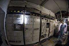 2007: A space odyssey (europeanspaceagency) Tags: humanspaceflight imageoftheweek europeancolumbuslaboratory columbus10years racks science research nasa kennedyspacecenter preflight