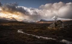 The Moor (pauls1502) Tags: scotland scottishhighlands rannochmoor rocks winter mountains moor moorland blackmount landscape lochba lochannahachlaise highlands nikon stormy