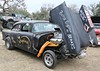 1955 Chevy Gasser (Bill Jacomet) Tags: hot rod riot 2018 schroeder hall goliad tx texas car show automobile auto 1955 55 chevrolet chevy gasser