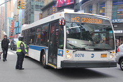 IMG_4985 (GojiMet86) Tags: mta nyc new york city bus buses 2011 lf40102 lfs 8076 m42 42nd street 7th avenue