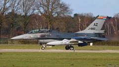 RNLAF J-882 'AZ' 'life ammo' (Ronald Air) Tags: volkel air base rnlaf fighter jet plane ehvk