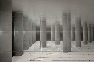 Pillars @ the new Acropolis museum