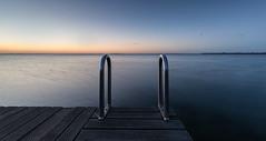 Waiting for the Summer (Wim Boon Fotografie) Tags: wimboon canoneos5dmarkiii canonef1635mmf4lisusm leefilter leelandscapepolariser leefilternd06hardgrad ouddorp holland nederland netherlands winter swimming