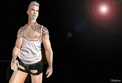I follow the night (Stephano del Piero) Tags: cubura shorts tanktop