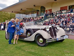 1939 Horch 853 A Sport Cabriolet (pontfire) Tags: 1939 horch 853 a sport cabriolet