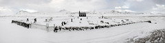 Budir Church, Snæfellsnes Peninsula, Western Iceland (MelvinNicholsonPhotography) Tags: budirchurch budir church snæfellsnespeninsula snæfellsnes westerniceland iceland mountains winter snow ice panorama melvinnicholsonphotography canon5dmk4