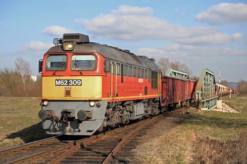 M62 309, Szentgotthárd