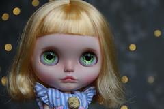 Florrie (.Iuliania.) Tags: playfulraindrop blythe customblythe custom