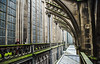 The Cologne Cathedral (WilliamND4) Tags: cologne germany cathedral arches stainedglass nikon d810