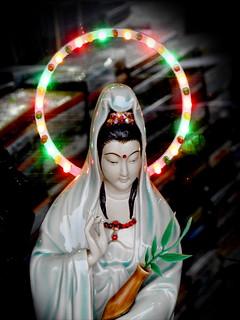 Tacky goddess