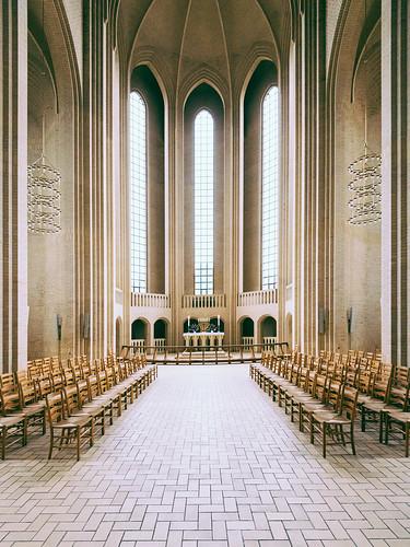 Jeff On The Road - Copenhagen - Activity - Grundtvigs Kirke