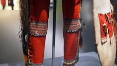 Anishinaabe outfit, leggings