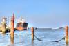 Port of Cuxhaven (Germany) (HDRforEver) Tags: hdr canon 5d mark3 markiii sea sky bluesky blue blau cuxhaven niedersachsen germany deutschland harbor port hafen schiff new interesting karsten höltkemeier 2018 januar ship
