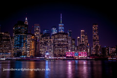 Financial District Lower Manhattan (jameshowardphotography) Tags: manhattan new york usa city scape cityscape colour nikon