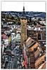 Old City Hall Tower  [11.11.2010] (Armin Fuchs) Tags: arminfuchs würzburg rathaus cityhall tower rathausturm